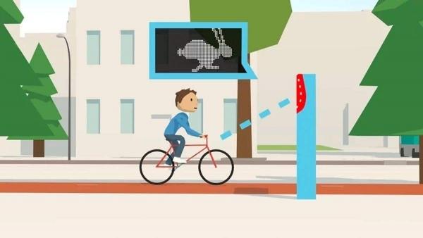Grüne Welle für Radfahrer - Dank Flo | Gadgets | Was is hier eigentlich los? | wihel.de