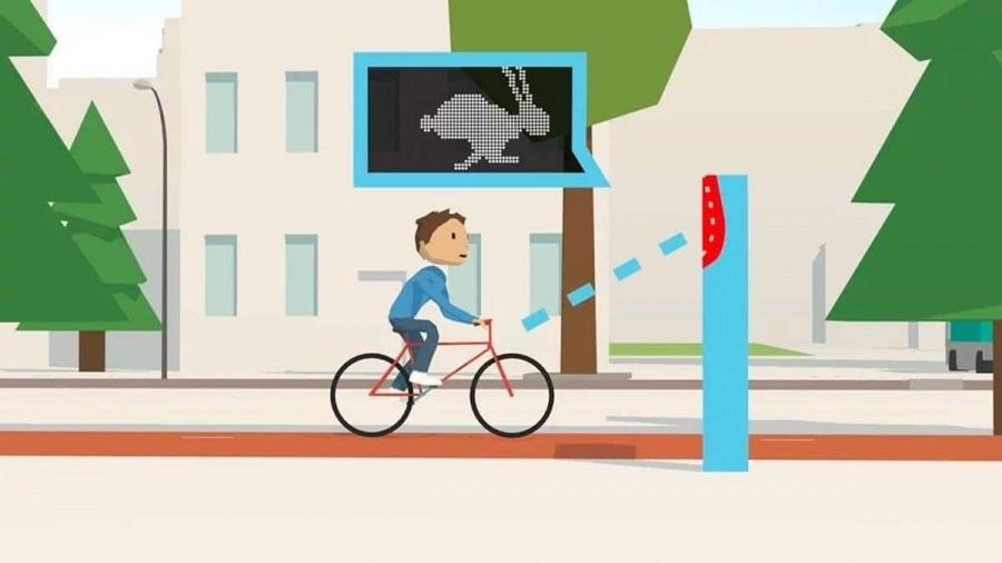 Grüne Welle für Radfahrer - Dank Flo | Gadgets | Was is hier eigentlich los?