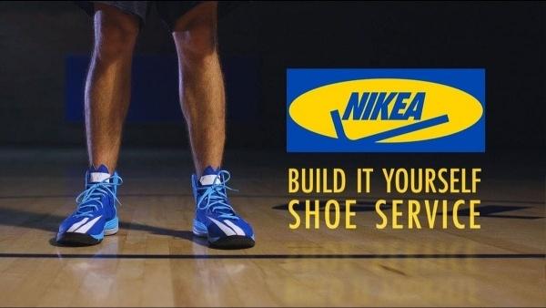 NIKEA - Nike und IKEA machen gemeinsame Sache | Lustiges | Was is hier eigentlich los? | wihel.de