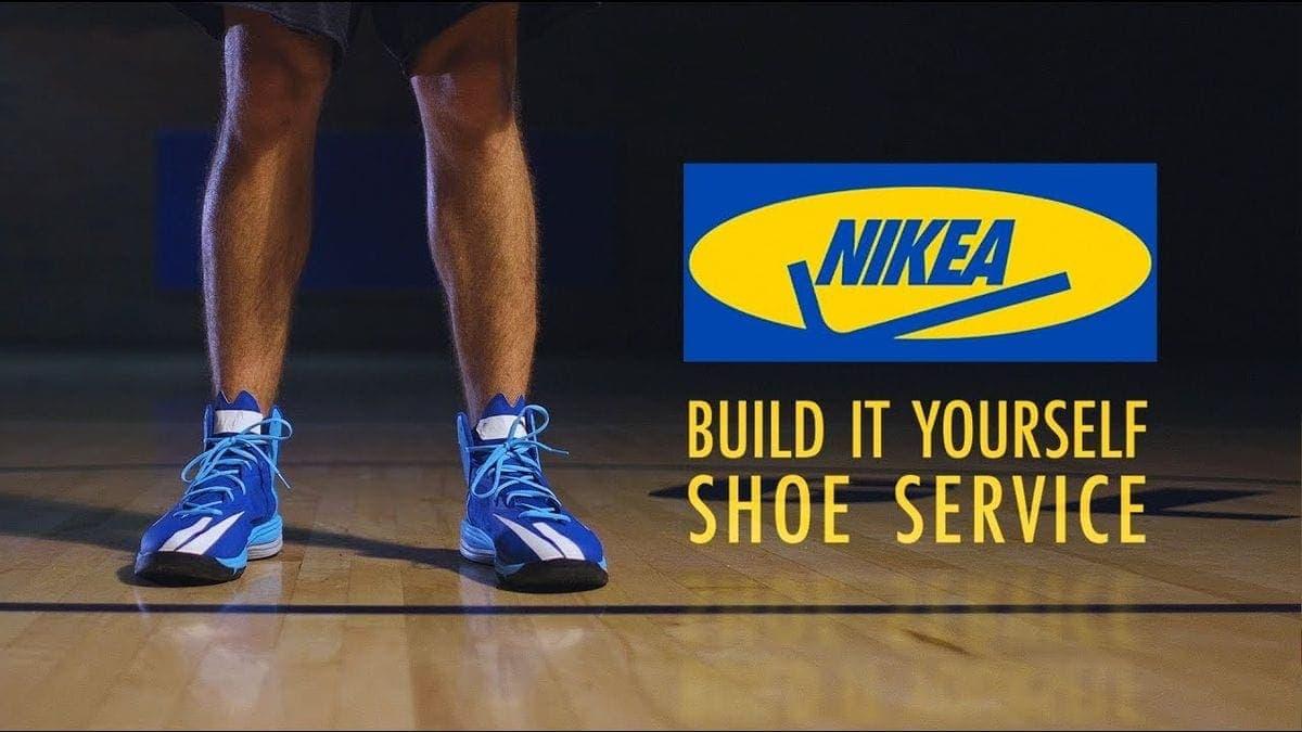 NIKEA - Nike und IKEA machen gemeinsame Sache | Lustiges | Was is hier eigentlich los?