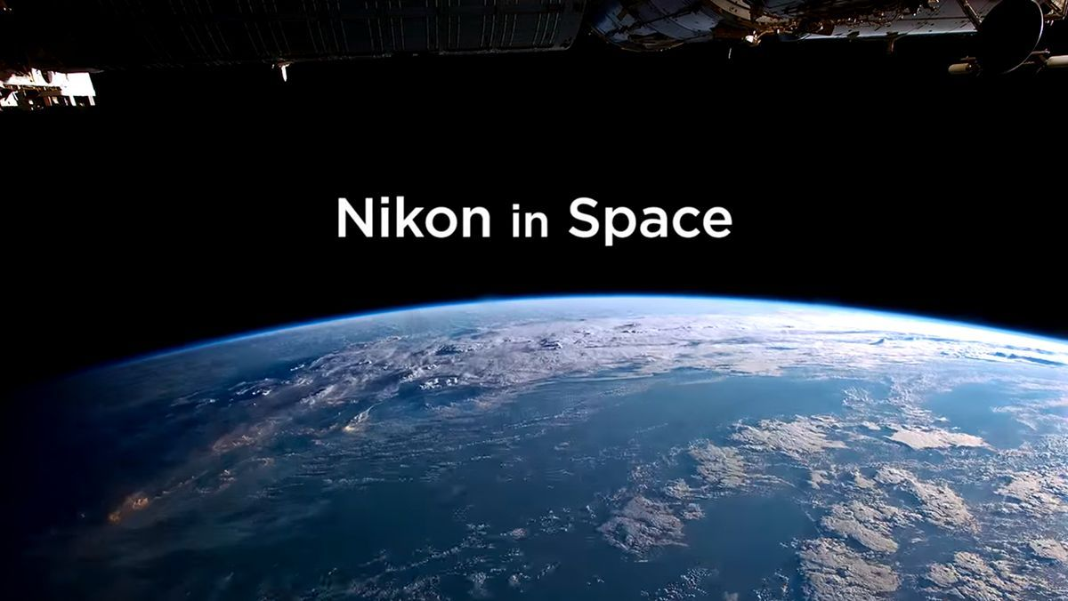 Nikon in Space | Awesome | Was is hier eigentlich los?