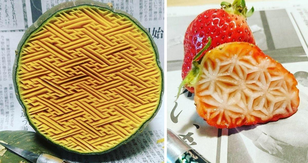 Noch mehr geschnitzte Essenskunst von Gaku | Essen und Trinken | Was is hier eigentlich los?