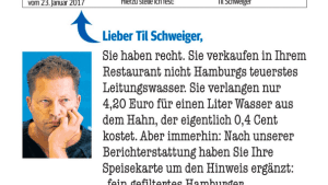 Til Schweiger und seine Gegendarstellung aus dem Lehrbuch | Lustiges | Was is hier eigentlich los? | wihel.de