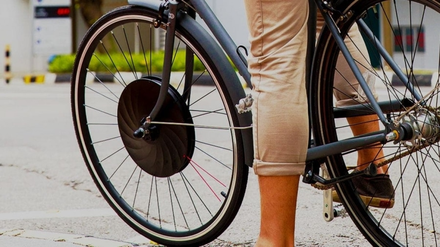 UrbanX - Macht aus jedem Fahrrad ein E-Bike | Gadgets | Was is hier eigentlich los?