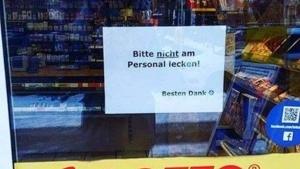 Warum denn nicht? | Lustiges | Was is hier eigentlich los? | wihel.de