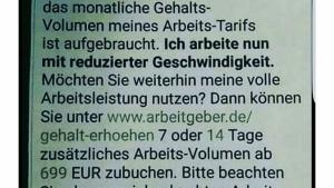 Wie man erfolgreich mehr Gehalt bekommt | Lustiges | Was is hier eigentlich los? | wihel.de