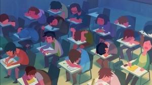 Der ewige Kampf gegen die Müdigkeit | Animation | Was is hier eigentlich los? | wihel.de