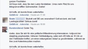 Der Kundendienst und die staatsrettende Aktion gegen Rossmann | Lustiges | Was is hier eigentlich los?