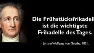 Deutschland, das Land der Dichter, Denker und Frikadellen | Lustiges | Was is hier eigentlich los? | wihel.de