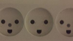 Die glücklichsten Steckdosen gibt es in Dänemark | Lustiges | Was is hier eigentlich los? | wihel.de