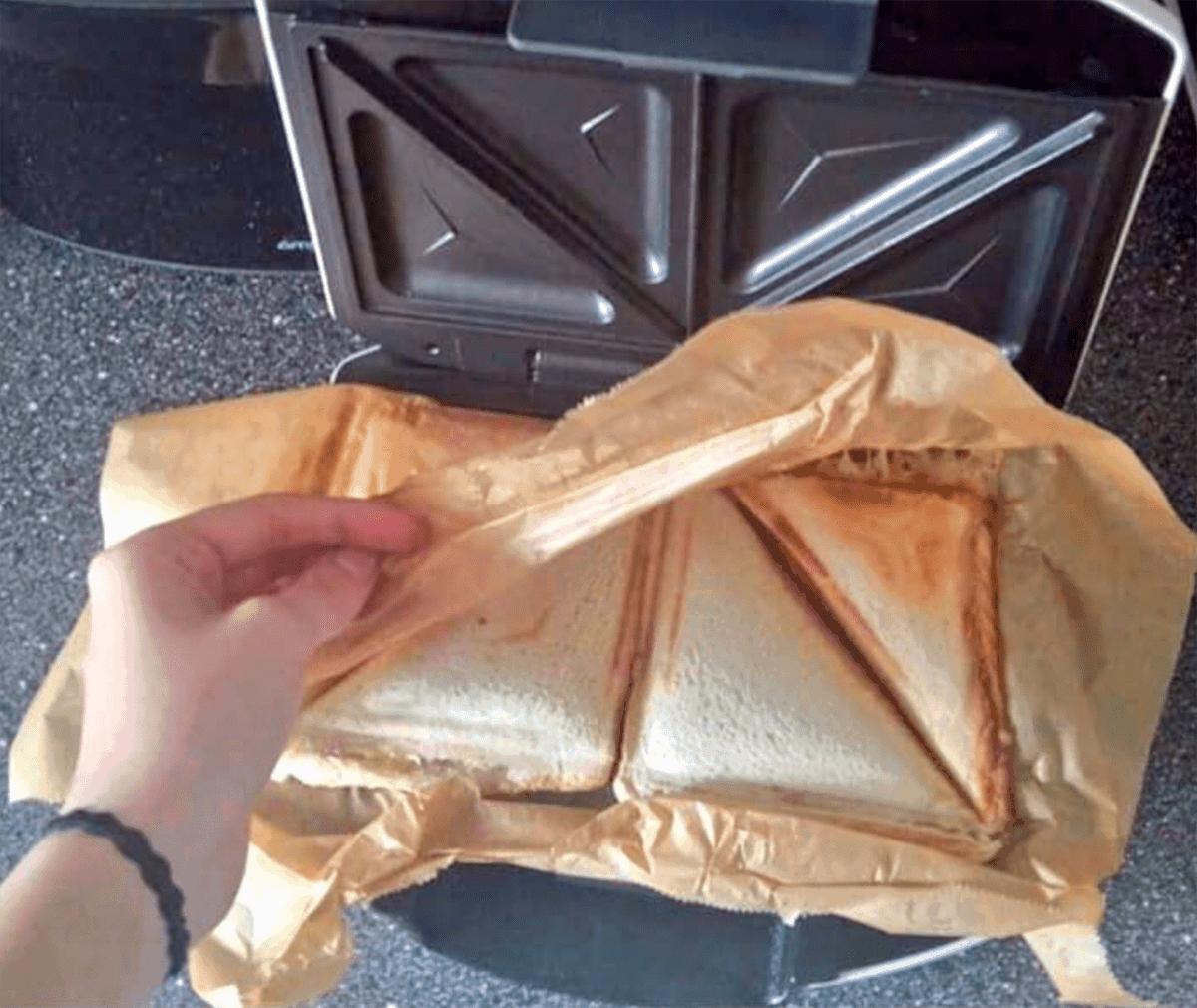 Die Idee des Jahrhunderts: Die nächste Evolutionsstufe beim Sandwich-Maker | Awesome | Was is hier eigentlich los?