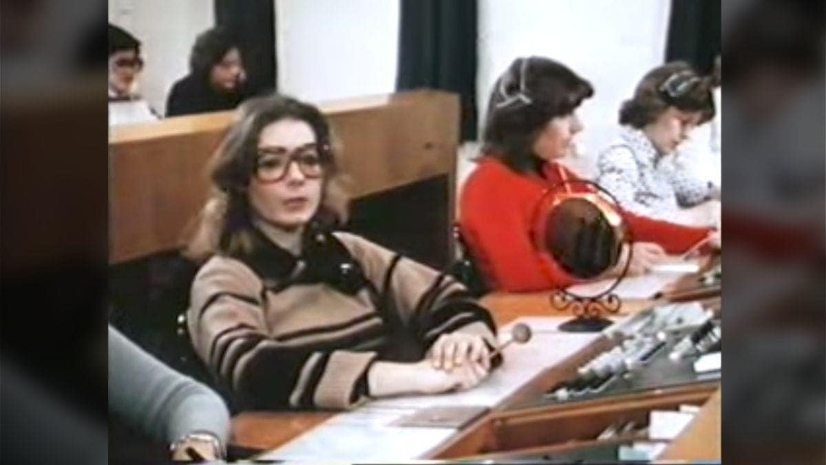 Die Zeitansage in den 70er Jahren | Zeitgeschichte | Was is hier eigentlich los?