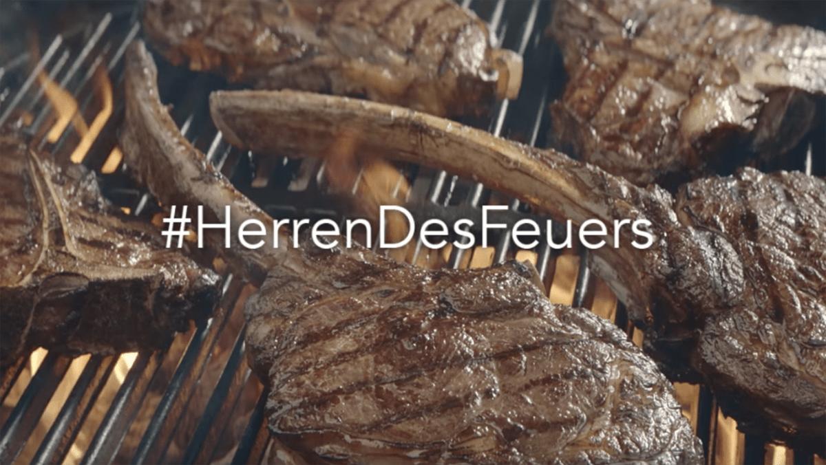 Edeka präsentiert: Die #HerrenDesFeuers | sponsored Posts | Was is hier eigentlich los?
