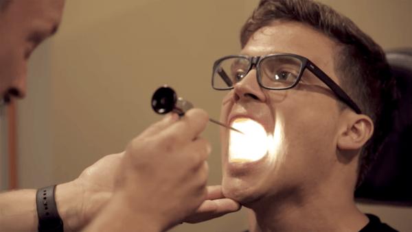 Einem Beatboxer in den Hals geschaut | Awesome | Was is hier eigentlich los? | wihel.de