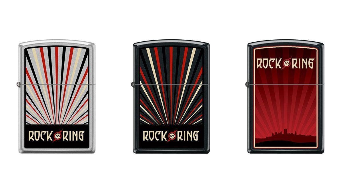 Gewinnspiel: Zippo-Feuerzeuge in der limitierten Rock am Ring-Edition | Awesome | Was is hier eigentlich los?