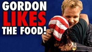 Gordon Ramsay kann auch nett sein | Kino/TV | Was is hier eigentlich los?
