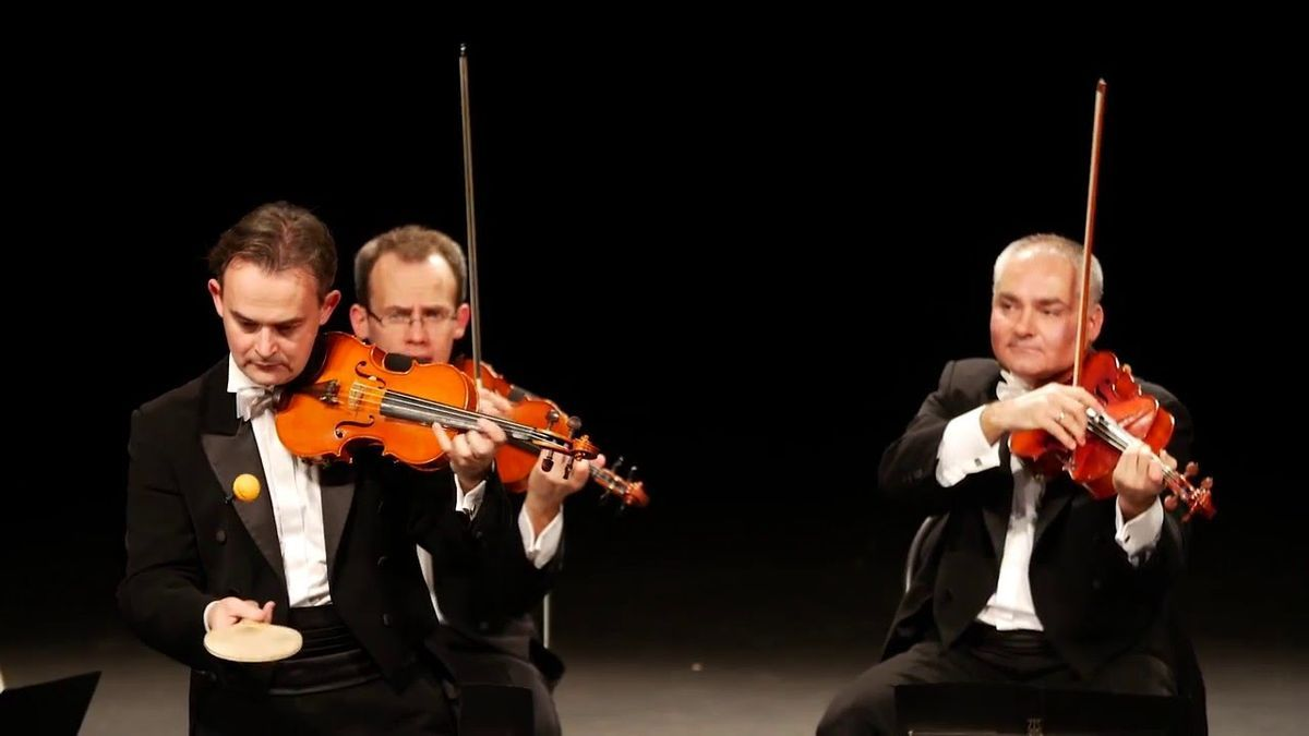 Klassische Musik in witzig - The MozART Group | Musik | Was is hier eigentlich los?