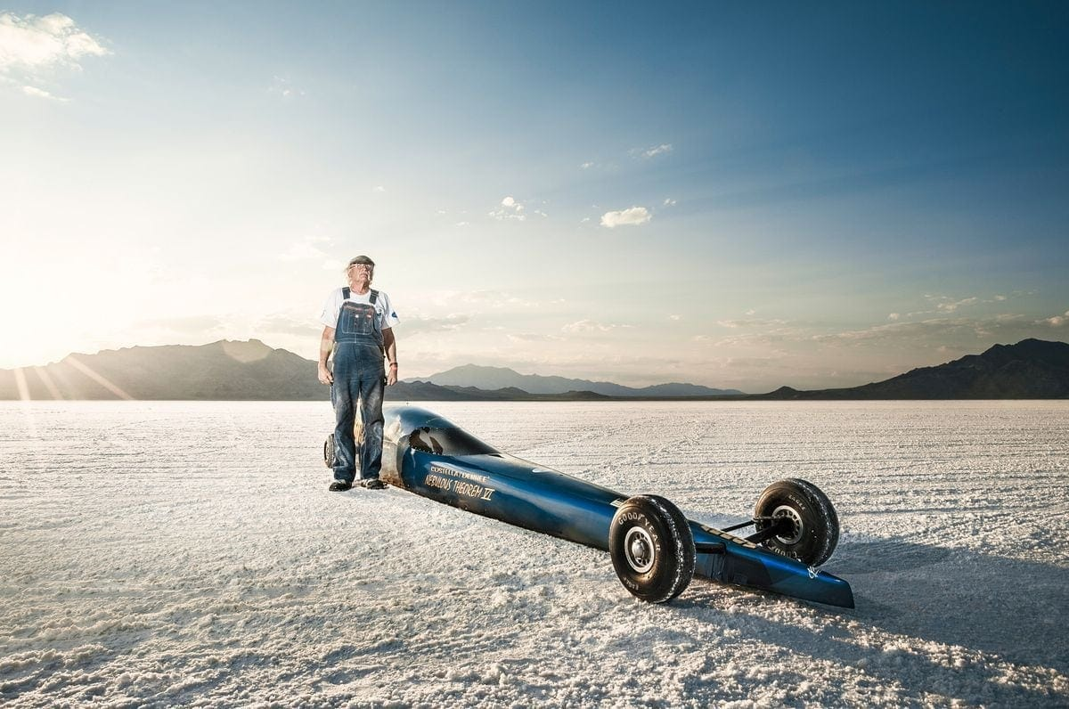 The World's Fastest - Land Speed Racing in Bonneville | Kino/TV | Was is hier eigentlich los?