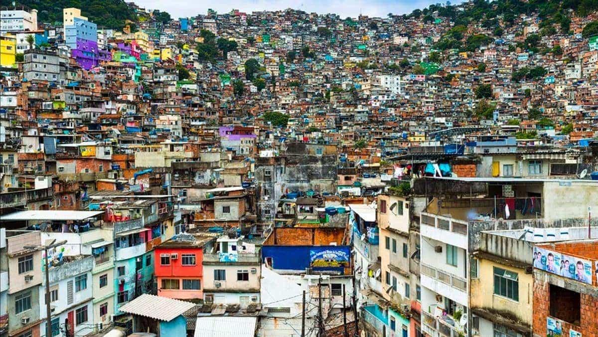 Timelapse: Favelas in 10K | Timelapse | Was is hier eigentlich los?
