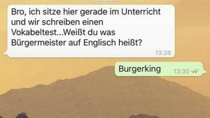 Was Bürgermeister auf Englisch heißt | Lustiges | Was is hier eigentlich los? | wihel.de