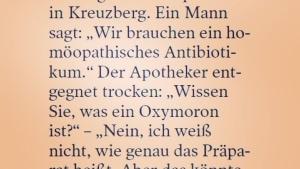 Was ist eigentlich ein Oxymoron? | Lustiges | Was is hier eigentlich los? | wihel.de