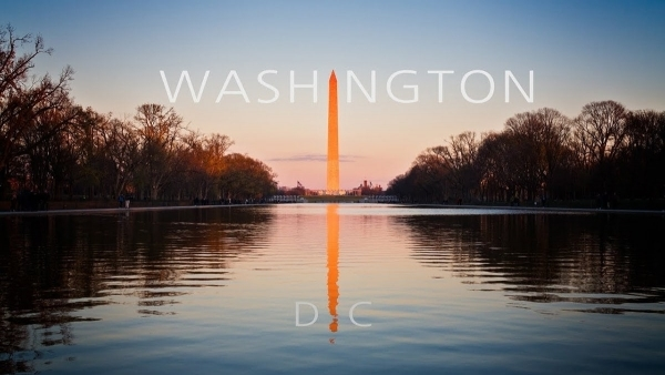 Washington, D.C. - Beautiful Day in the Capital of the USA | Travel | Was is hier eigentlich los?