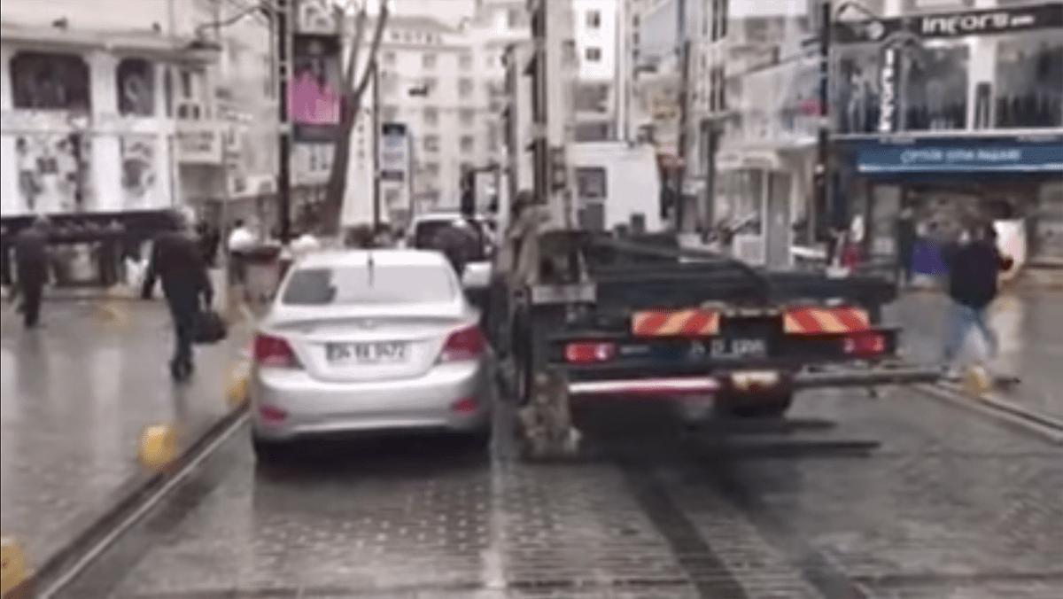 Wie in der Türkei Autos abgeschleppt werden | Awesome | Was is hier eigentlich los?