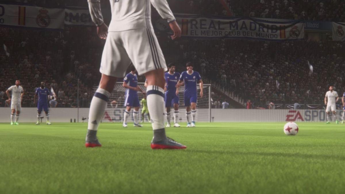 1. Trailer: FIFA 18 | Games | Was is hier eigentlich los?