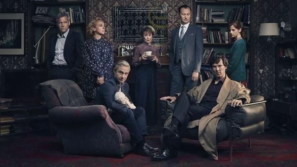 Angesehen (02): Sherlock | Kolumne | Was is hier eigentlich los? | wihel.de