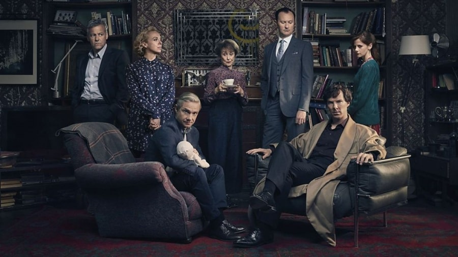 Angesehen (02): Sherlock   Kolumne   Was is hier eigentlich los?
