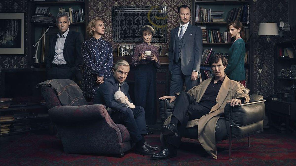 Angesehen (02): Sherlock | Kolumne | Was is hier eigentlich los?