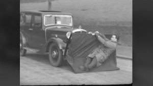 Der Auto-Fußgänger-Schutz von 1939 | Gadgets | Was is hier eigentlich los? | wihel.de