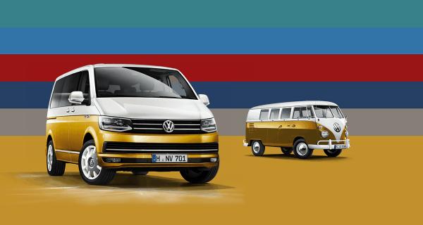 Der VW Bulli wird 70! | sponsored Posts | Was is hier eigentlich los? | wihel.de