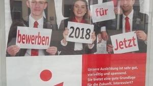 Die Stadtsparkasse Augsburg weiß, wie man mit Worten umgeht | Lustiges | Was is hier eigentlich los?