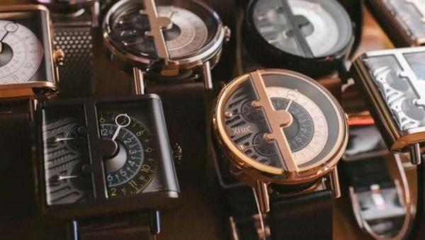 Die XERIC RQ & SQ Watches | Gadgets | Was is hier eigentlich los? | wihel.de