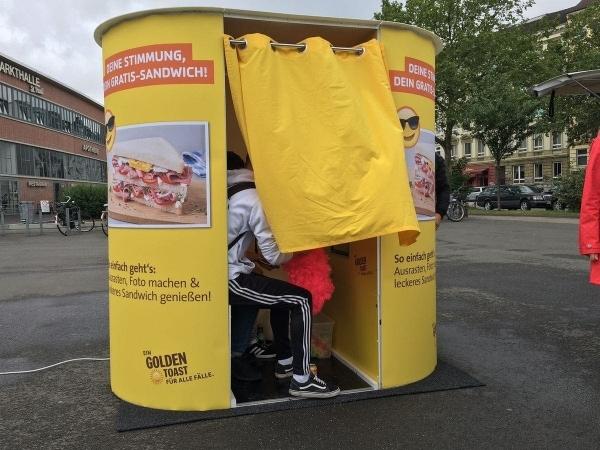 Ein Golden Toast für alle Fälle | sponsored Posts | Was is hier eigentlich los? | wihel.de