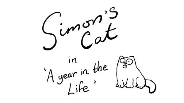 Ein Jahr im Leben von Simon's Cat | Animation | Was is hier eigentlich los? | wihel.de