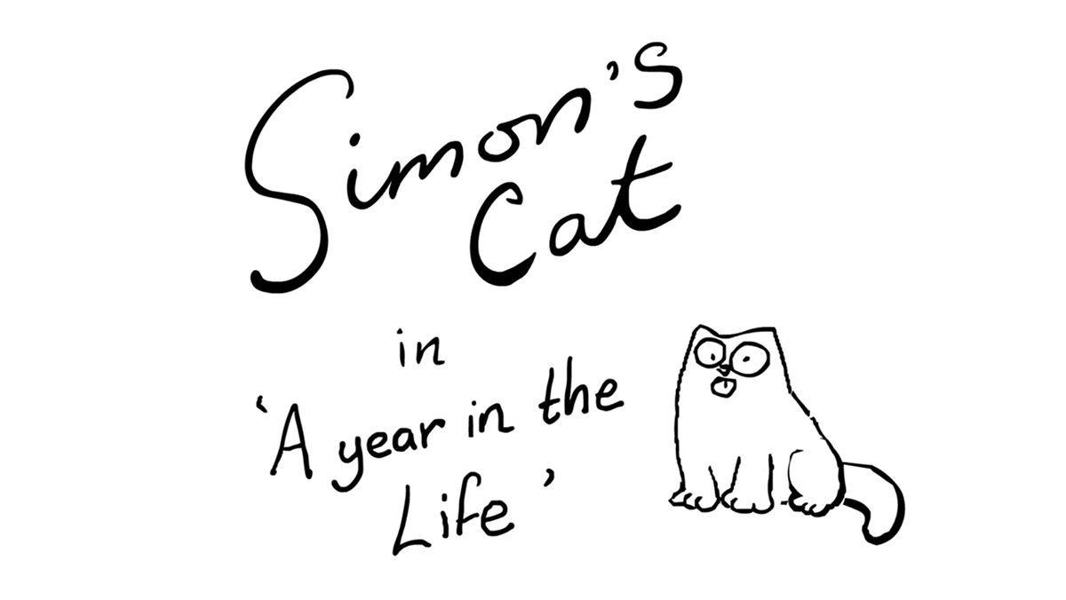 Ein Jahr im Leben von Simon's Cat | Animation | Was is hier eigentlich los?