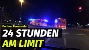 Eine Nachtschicht bei der Feuerwehr in Berlin | Geschichten aus'm Alltag | Was is hier eigentlich los? | wihel.de