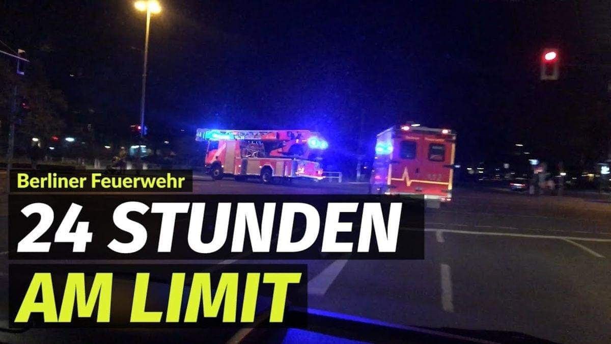 Eine Nachtschicht bei der Feuerwehr in Berlin | Geschichten aus'm Alltag | Was is hier eigentlich los?