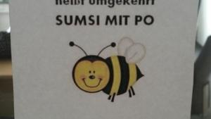 Erkenntnis des Tages: Sumsi mit Po | Lustiges | Was is hier eigentlich los? | wihel.de