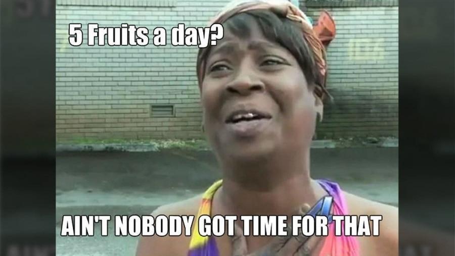 Gedanken-Tüdelüt (59): Die Sache mit dem Obst & Gemüse   Kolumne   Was is hier eigentlich los?