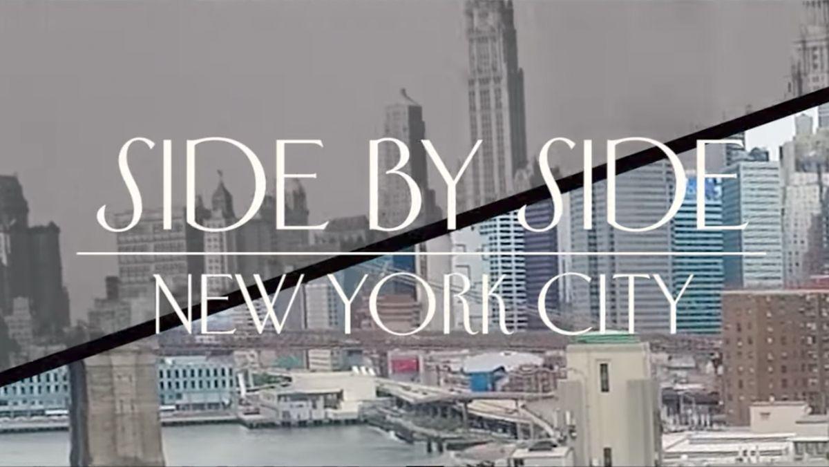 New York Then And Now: Eine kleine Splitscreen-Reise | Zeitgeschichte | Was is hier eigentlich los?