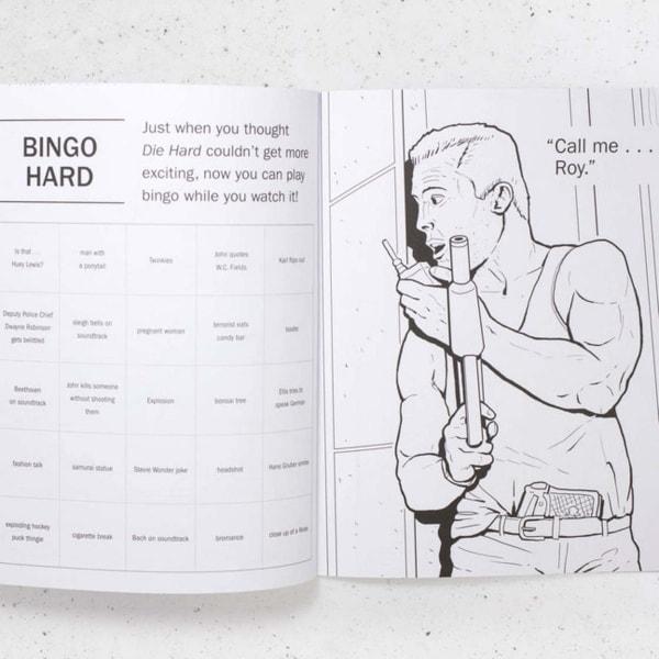 Stirb Langsam - Das Malbuch für Erwachsene | Gadgets | Was is hier eigentlich los? | wihel.de