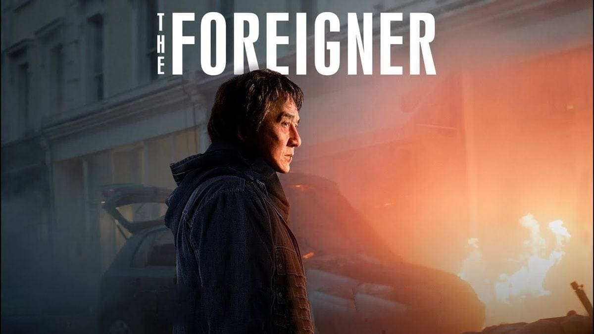 Trailer: The Foreigner | Kino/TV | Was is hier eigentlich los?