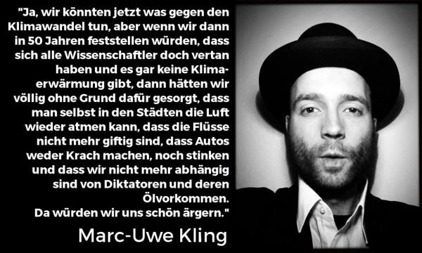 Was Marc-Uwe Kling sagt | Lustiges | Was is hier eigentlich los? | wihel.de