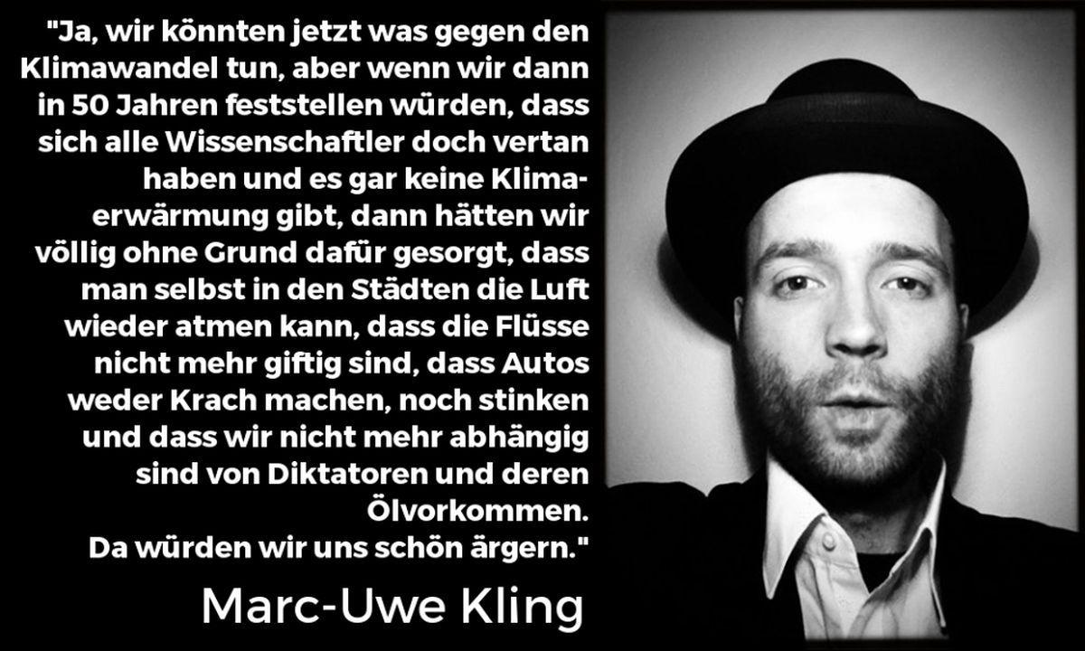 Was Marc-Uwe Kling sagt | Lustiges | Was is hier eigentlich los?