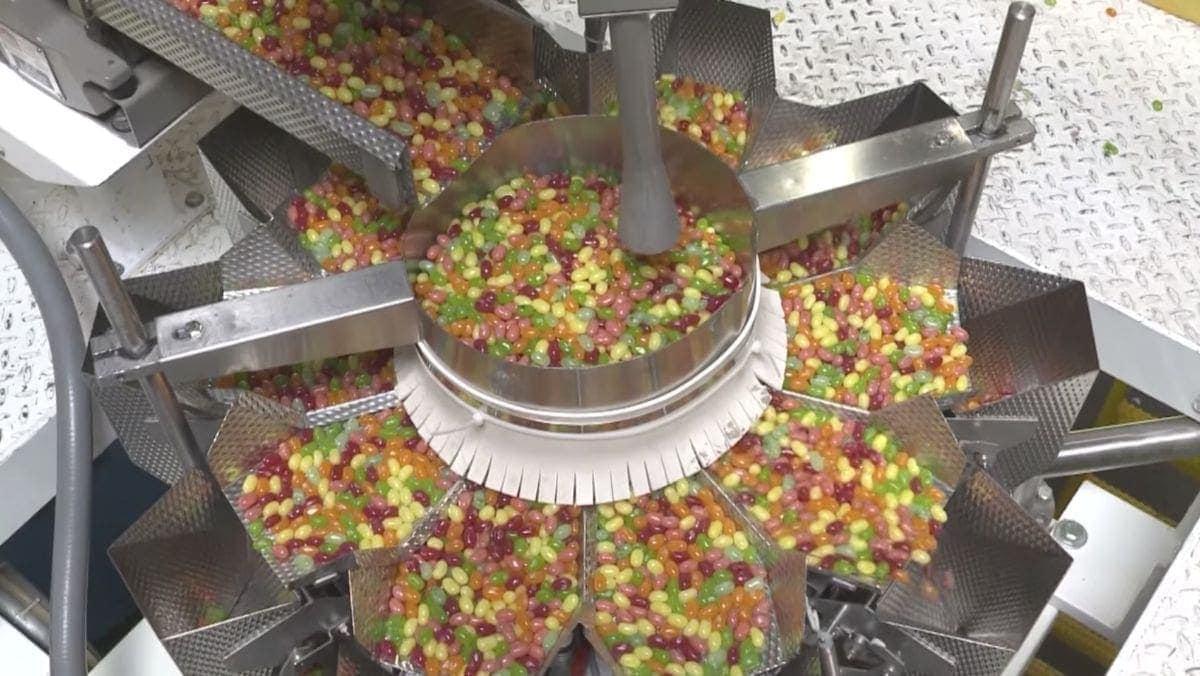 Wie Jelly Beans hergestellt werden | Was gelernt | Was is hier eigentlich los?