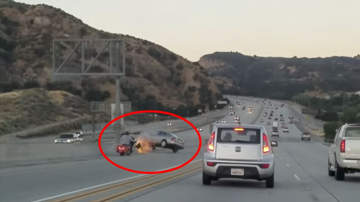 WTF of the Week: Road Rage of Kaliforniens Autobahn | WTF | Was is hier eigentlich los?