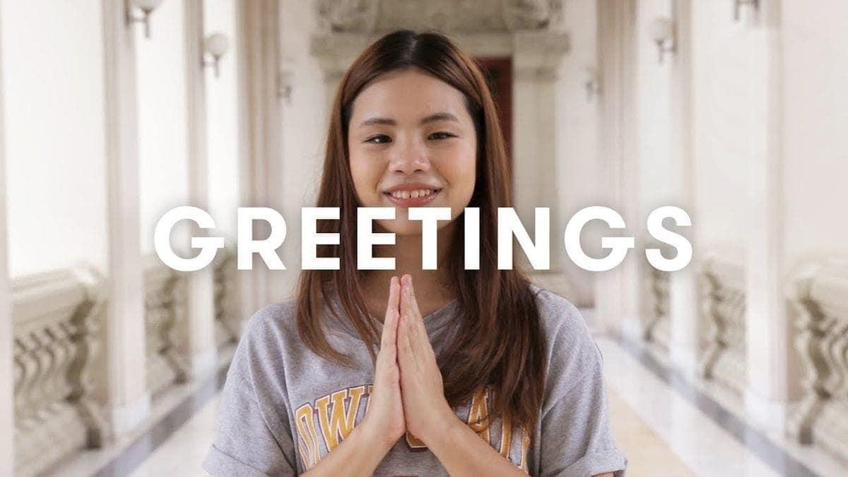Begrüßungen aus aller Herren Länder | Travel | Was is hier eigentlich los?